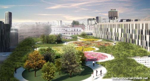 Good il giardino terapeutico pensile ricoprir luarea for Software di progettazione domestica di piano terra