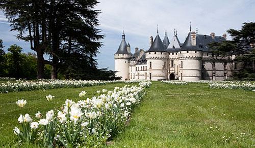 castello di chaumont500 Quasi quasi mi compro... un castello con giardino!
