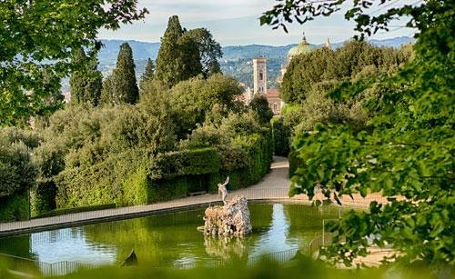 Firenze il giardino di boboli kids art tourism katkids art
