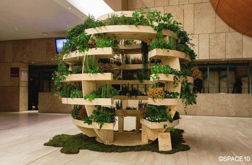 Arriva l 39 orto sfera di ikea da stampare e costruire in casa fiori e foglie - Coltivare piante aromatiche in casa ...