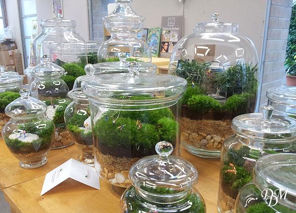I giardini in miniatura ad Orticolario 2014