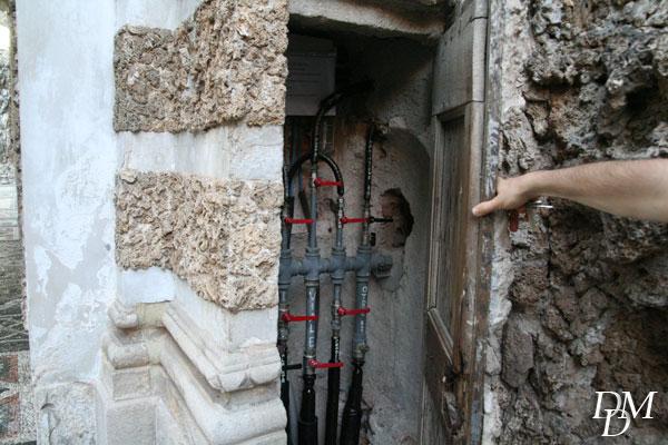 Il segreto di Villa Litta: i fontanieri e le loro leve