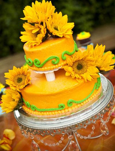 Torte Matrimonio Girasoli : Matrimonio con i girasoli