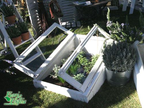 Novità verdi a giardini d autore tra riciclo gerani da mangiare
