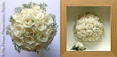 Quanto Costa Il Bouquet Della Sposa.Il Bouquet Di Nozze Trasformalo In Un Quadro Fiori E Foglie