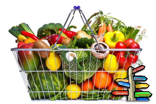 Frutta e verdura, la spesa diventa  intelligente